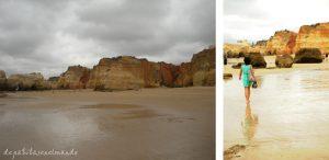 Praia de Rocha, Algarve