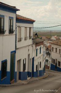 Barrio del Albaicin Campo de Criptana