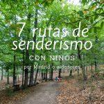 7 rutas de senderismo con niños por Madrid o alrededores